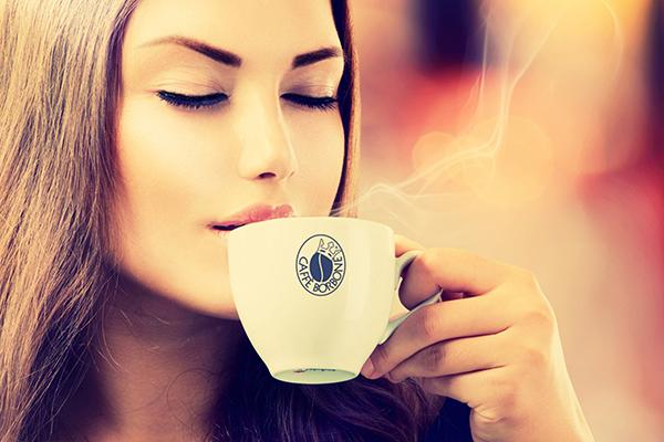 Kaffee von Borbone